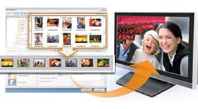 Quickly turn photos and home videos into professional-quality DVD productions