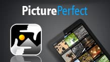 PicturePerfect mobile app