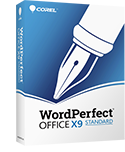 >WordPerfect Office X9