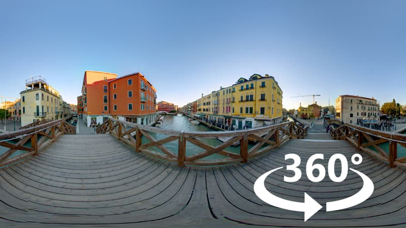Supporto dei video 360°