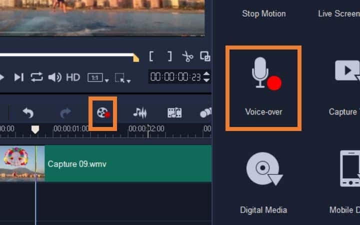 How To Do Voice Overs in VideoStudio
