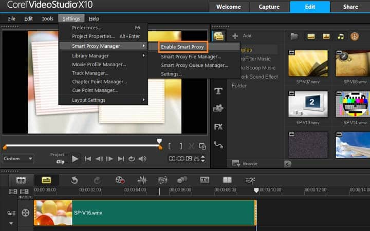 How To Edit 4K Videos in VideoStudio