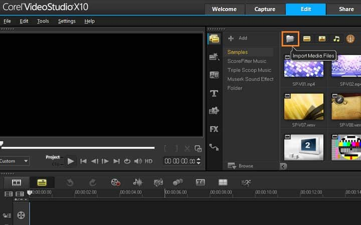 corel video studio templates download - how to edit a video in videostudio