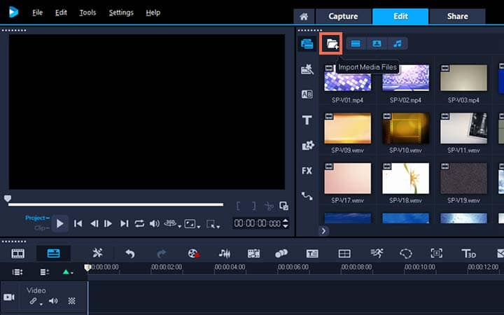 How To Add Video Effects in VideoStudio
