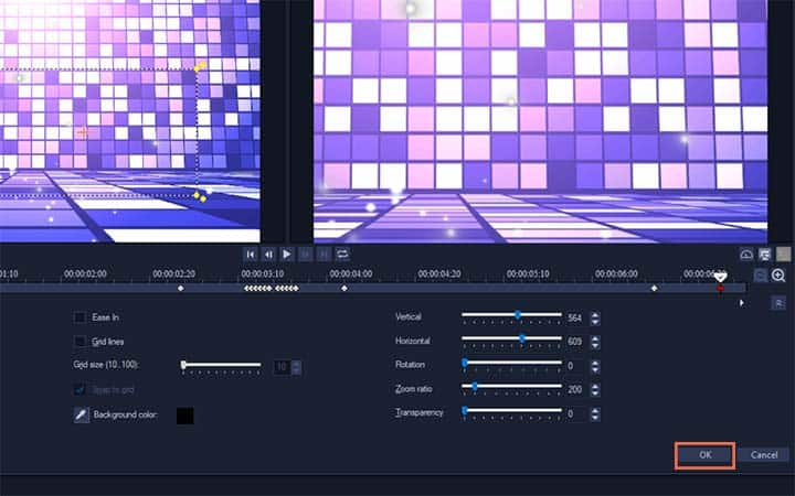 How To Zoom In On A Video in VideoStudio