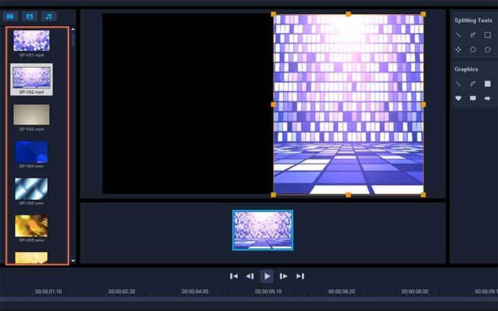 How To Make A Split-Screen Video in VideoStudio