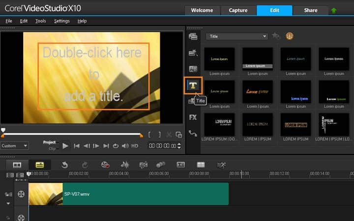 How To Make A Youtube Video in VideoStudio