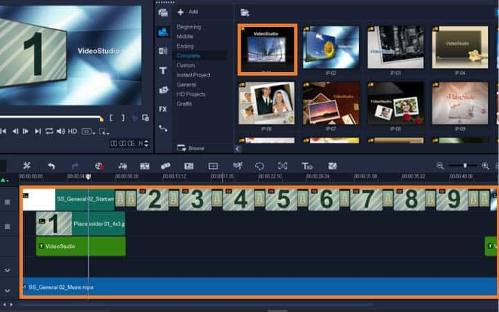 How To Make A Video Collage In Videostudio
