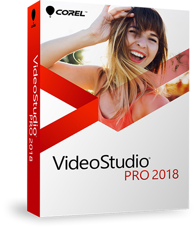 Software di editing video VideoStudio