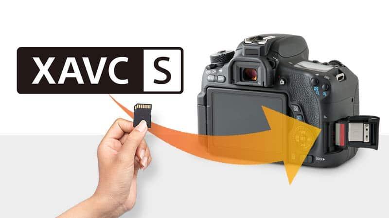 XAVCS-naar-SD