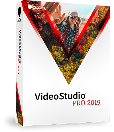 VideoStudio Pro 2019, Videobearbeitungsprogramm