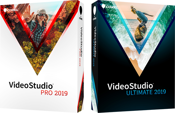 Free Video Editing Software - Download Videostudio Pro Free