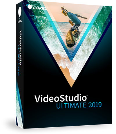 Movie Editing Software By Corel Videostudio Ultimate 2019