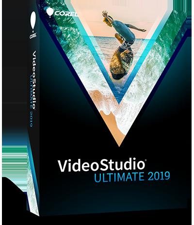 VideoStudio Ultimate 2019, Video Editing Software