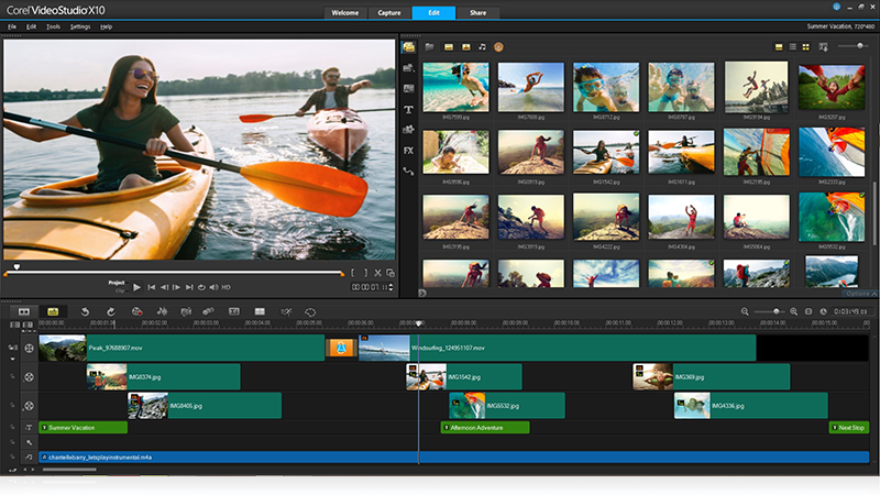 corel videostudio pro x10 free download