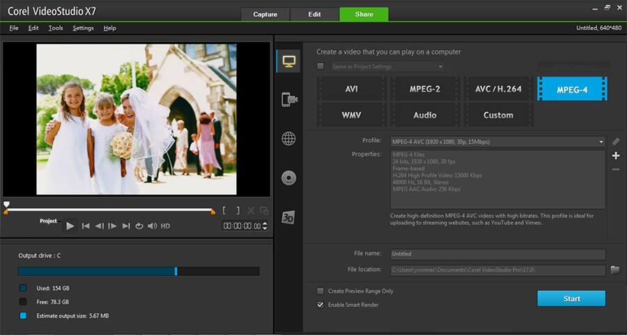 corel videostudio pro x7 full crack 32 bit