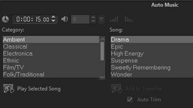 Интегрированная аудиобиблиотека