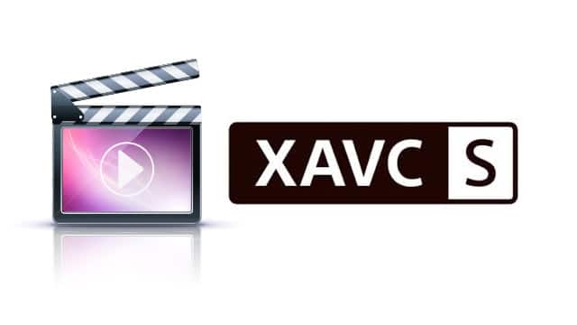 支援 XAVC S